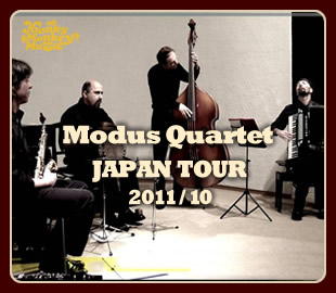 modus quartet japan tour
